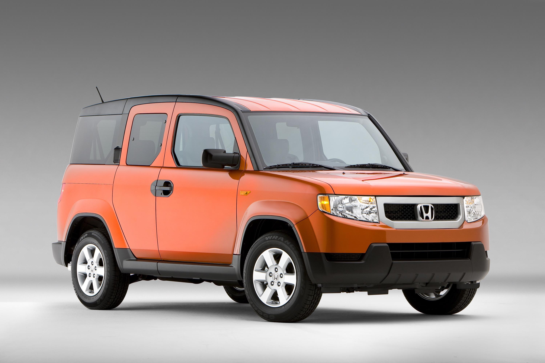 Honda Element I Restyling 2 2008 - 2011 SUV 5 door #4