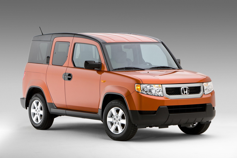 Honda Element I Restyling 2 2008 - 2011 SUV 5 door #1