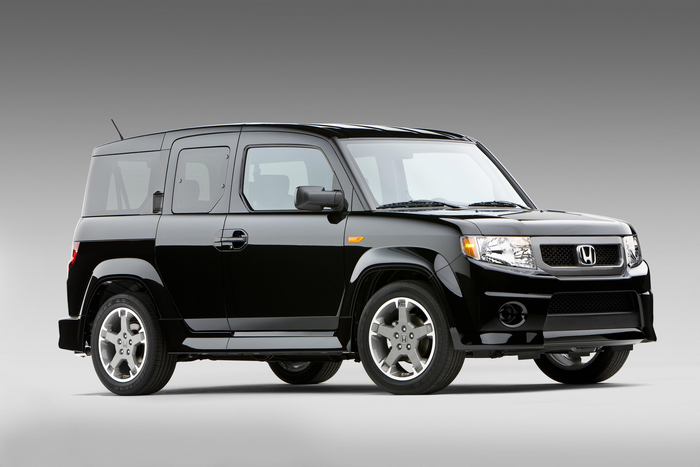 Honda Element I Restyling 2 2008 - 2011 SUV 5 door #2