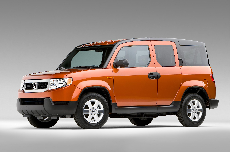 Honda Element I Restyling 2 2008 - 2011 SUV 5 door #6