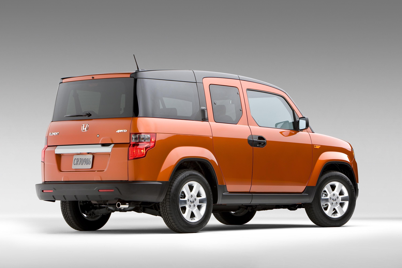 Honda Element I Restyling 2 2008 - 2011 SUV 5 door #5