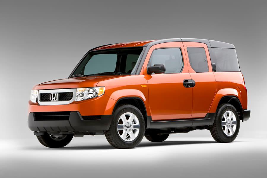 Honda Element I Restyling 2 2008 - 2011 SUV 5 door #7