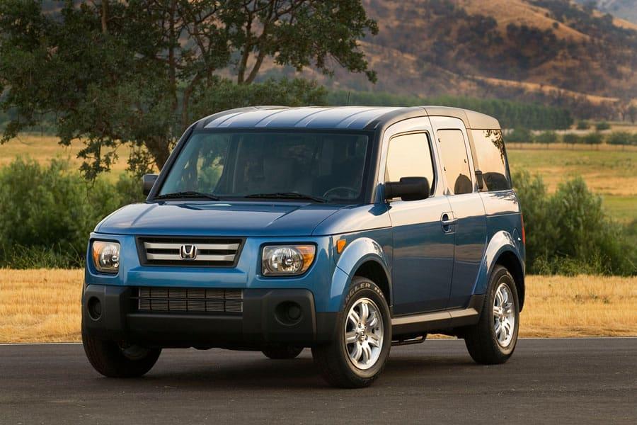 Honda Element I Restyling 2006 - 2008 SUV 5 door #3