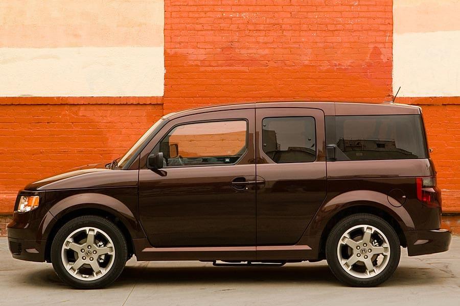Honda Element I Restyling 2006 - 2008 SUV 5 door #6