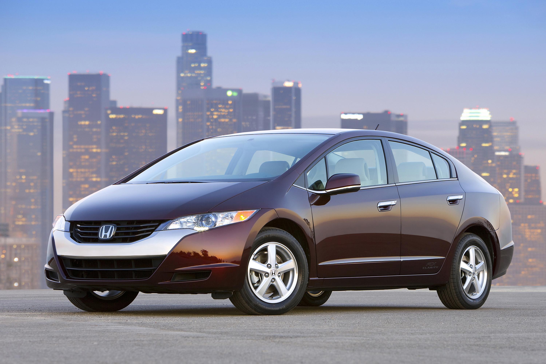 Honda FCX Clarity 2008 - 2014 Sedan #6
