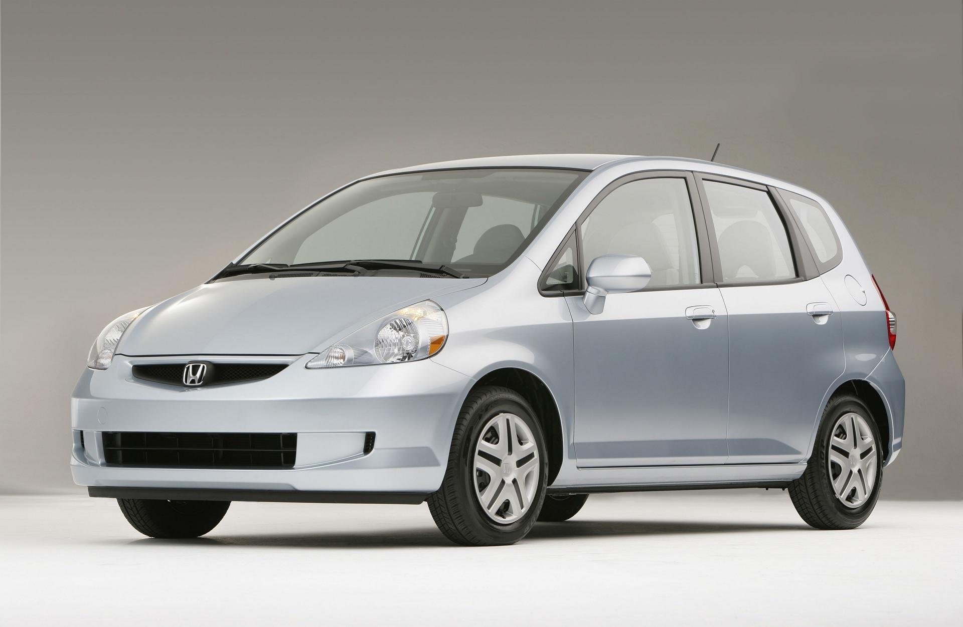 Honda Fit I 2001 - 2008 Hatchback 5 door #4