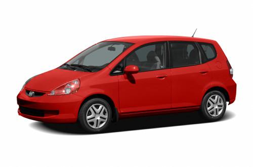 Honda Fit II 2007 - 2014 Hatchback 5 door #8
