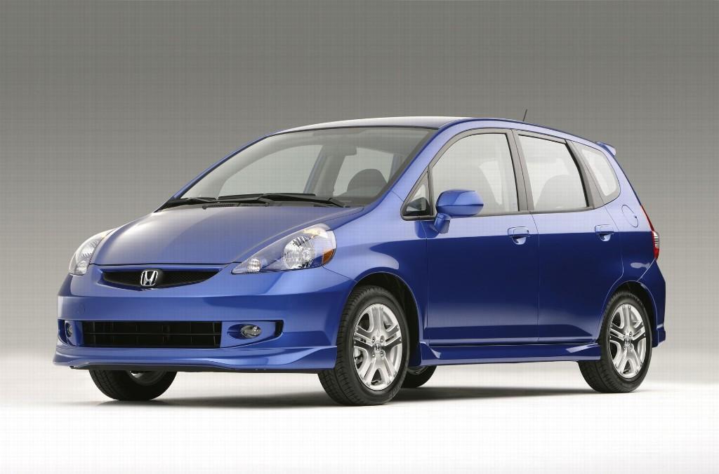 Honda Fit II 2007 - 2014 Hatchback 5 door #5