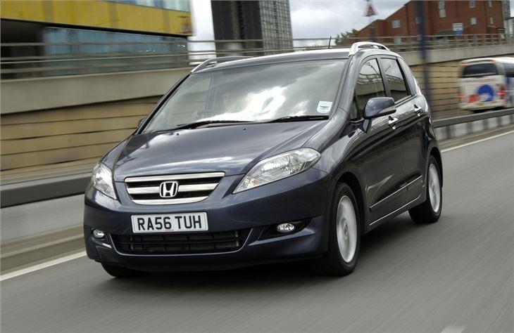 Honda FR-V 2004 - 2009 Compact MPV #6