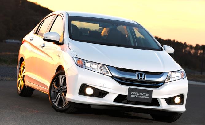 Honda Grace I 2014 - now Sedan #8