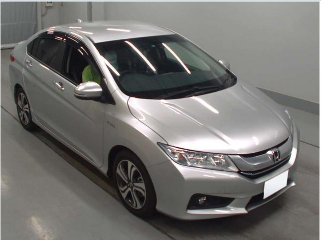 Honda Grace I 2014 - now Sedan #5
