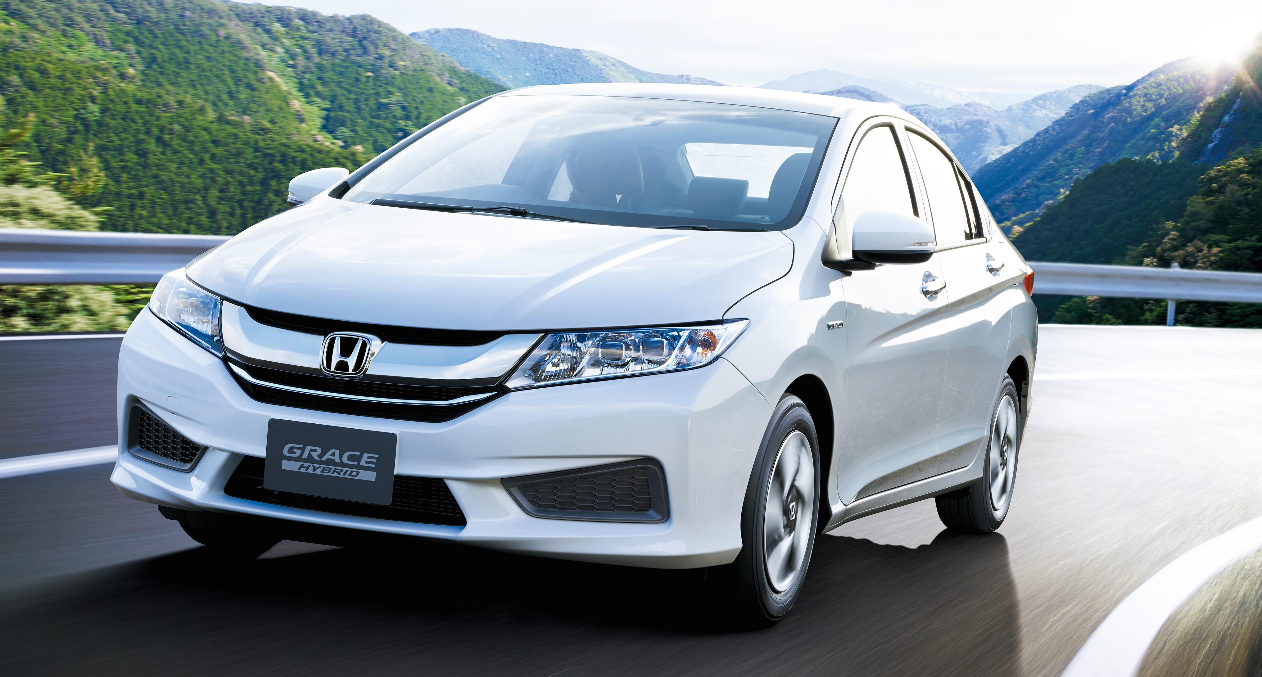 Honda Grace I 2014 - now Sedan #2