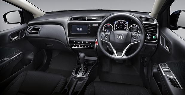 Honda Grace I Restyling 2017 - now Sedan #2