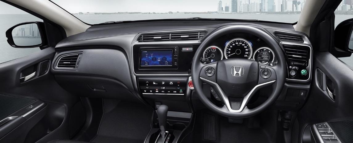 Honda Grace I Restyling 2017 - now Sedan #3