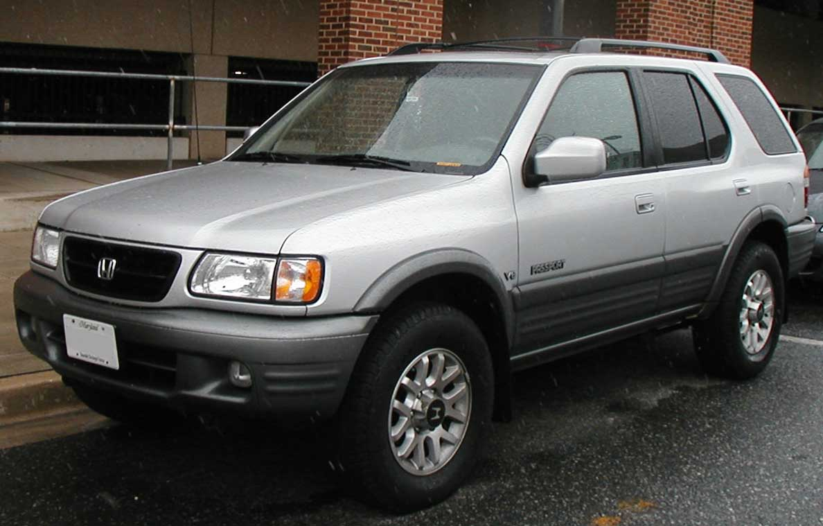 Honda Passport I 1993 - 1997 SUV 5 door #8