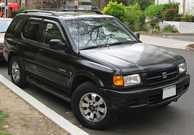 Honda Passport I 1993 - 1997 SUV 5 door #6