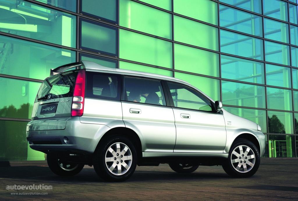 Honda HR-V I 1998 - 2001 SUV 3 door #1