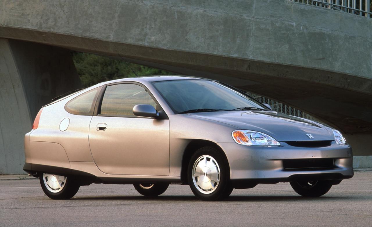Honda Insight I 1999 - 2006 Hatchback 3 door #4