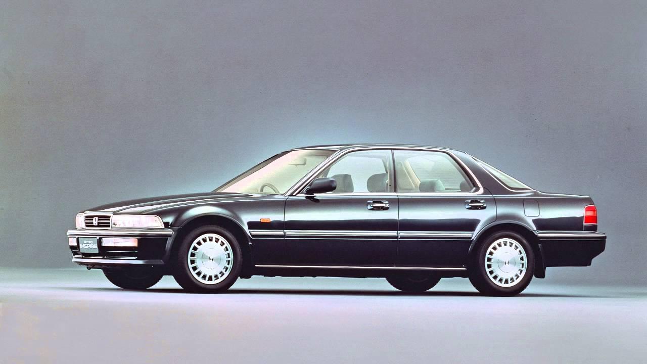 Honda Inspire I 1989 - 1992 Sedan #2