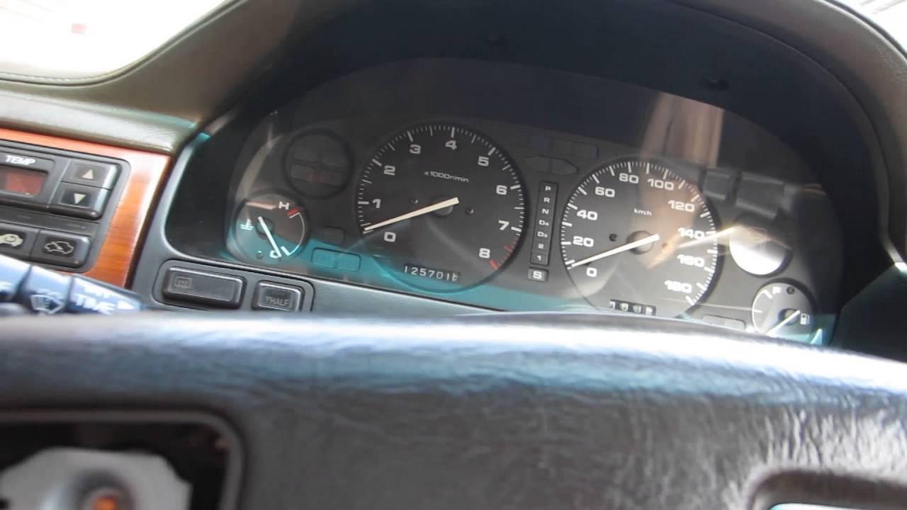Honda Inspire I 1989 - 1992 Sedan #4