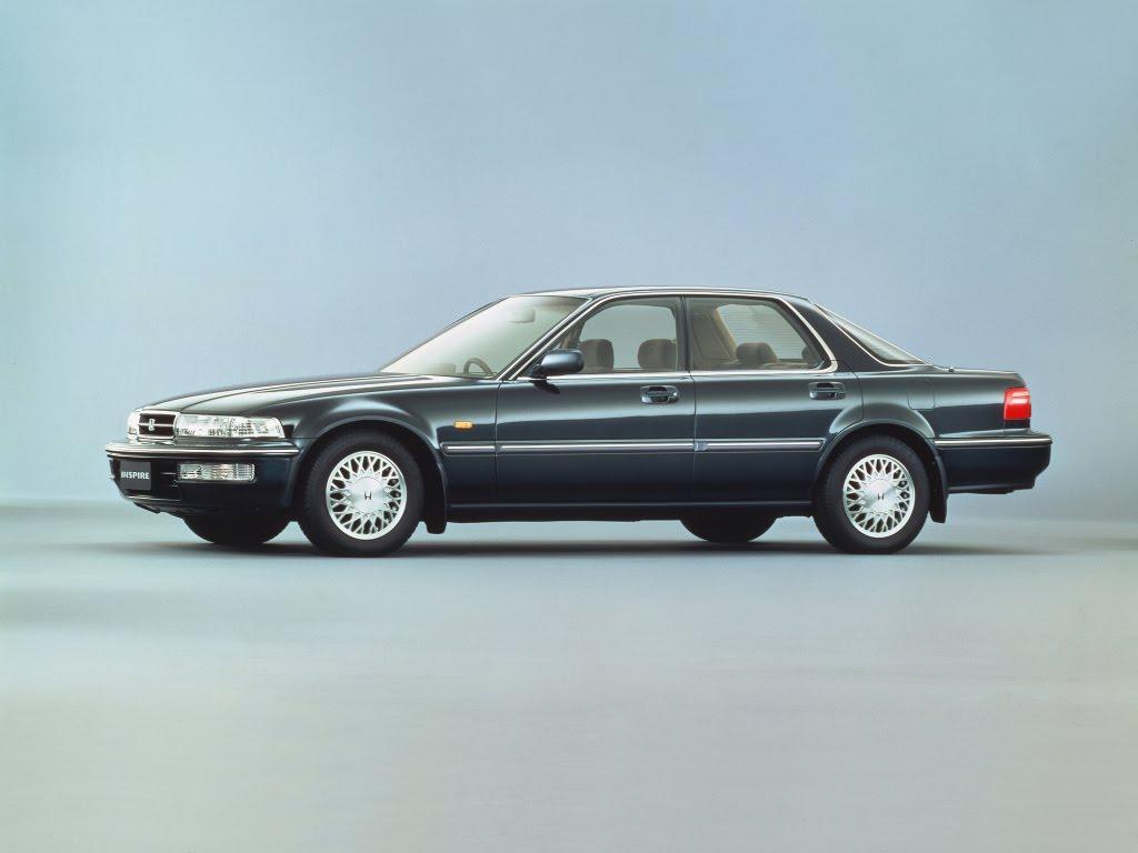 Honda Inspire I 1989 - 1992 Sedan #3