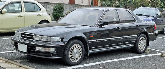 Honda Inspire I 1989 - 1992 Sedan #6