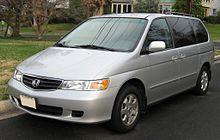 Honda Lagreat I 1998 - 2005 Minivan #5