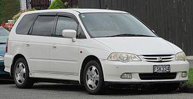Honda Lagreat I 1998 - 2005 Minivan #1