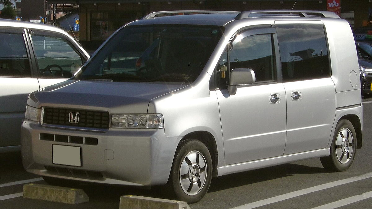 Honda Mobilio Spike 2005 - 2008 Compact MPV #8