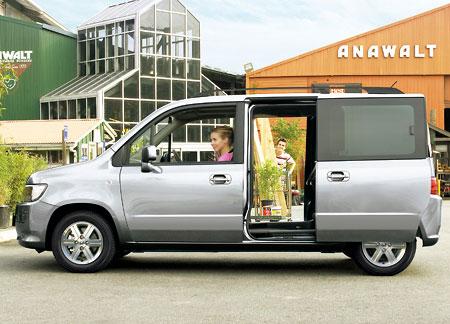Honda Mobilio Spike 2005 - 2008 Compact MPV #4