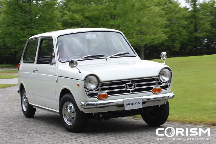 Honda N360 I 1969 - 1970 Sedan 2 door #3