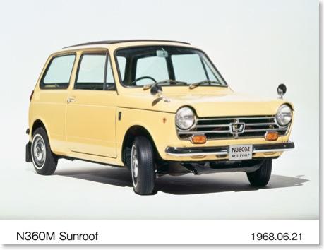 Honda N360 I 1969 - 1970 Sedan 2 door #4