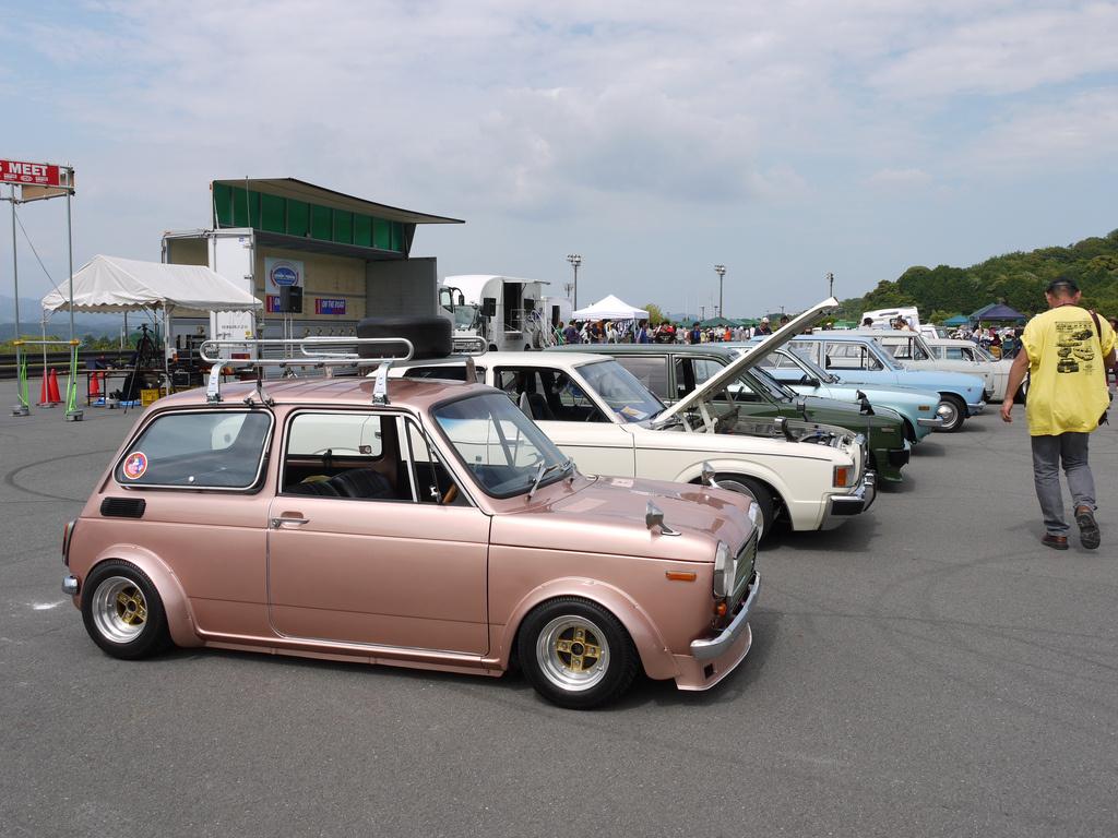Honda N360 I 1969 - 1970 Sedan 2 door #5
