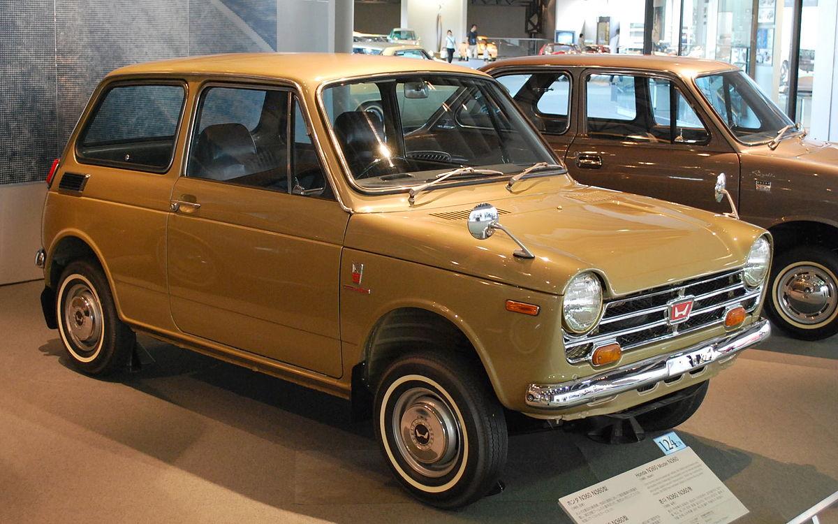 Honda N360 I 1969 - 1970 Sedan 2 door #7
