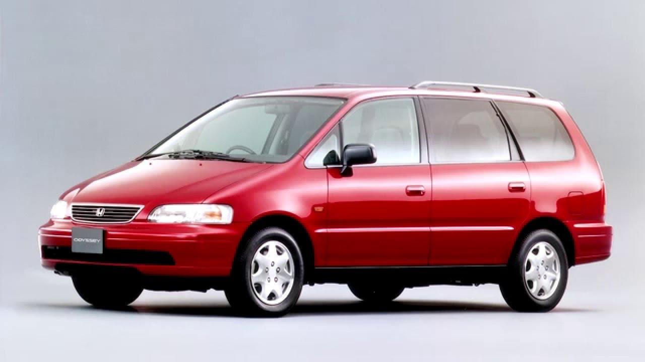 Honda Odyssey I 1994 - 1999 Compact MPV #4