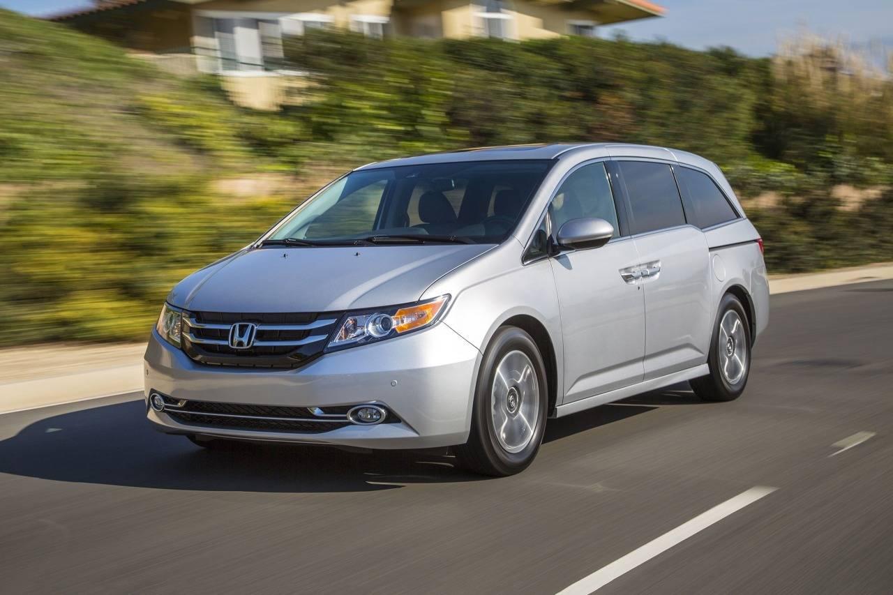 Honda Odyssey North America V 2017