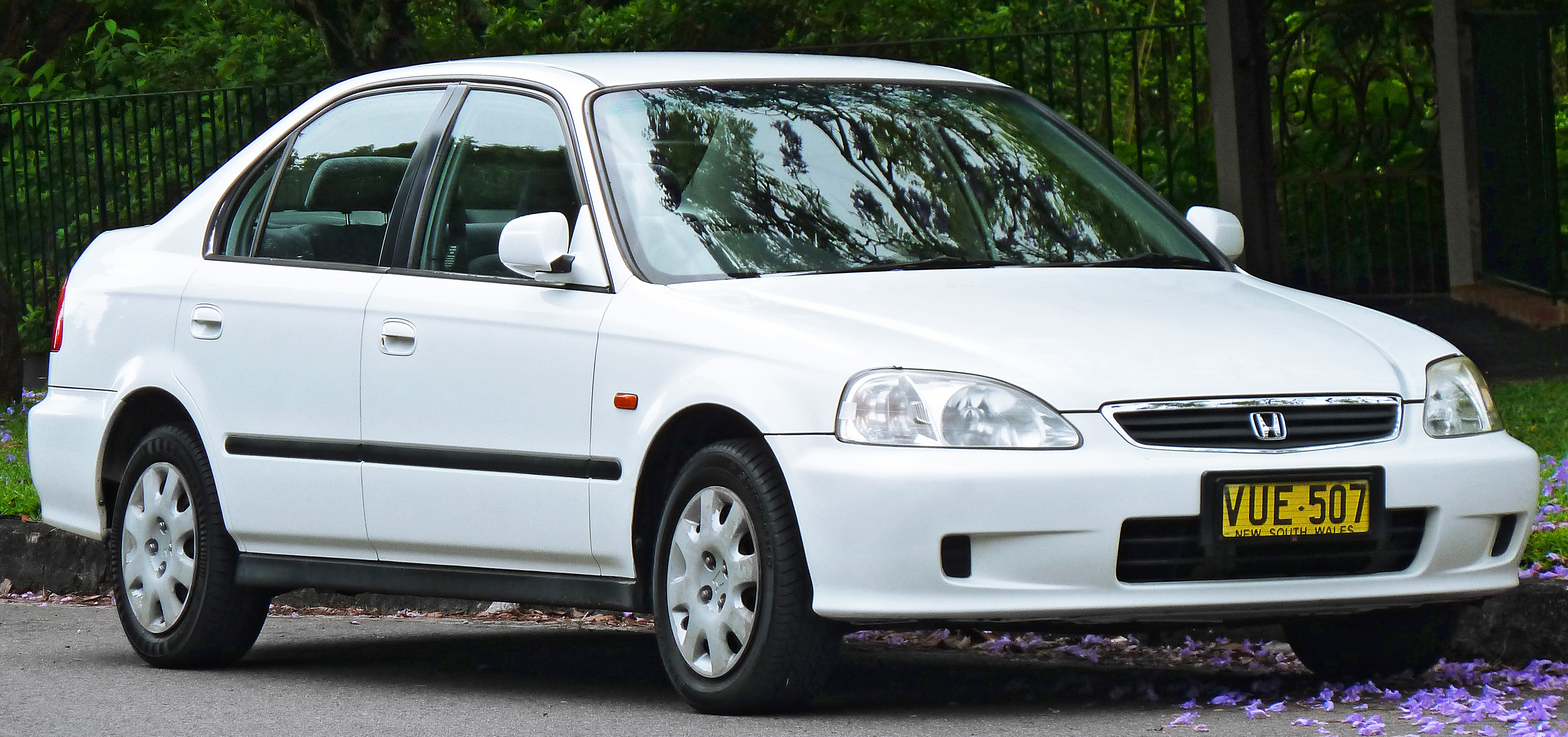 Honda Orthia I 1996 - 1999 Station wagon 5 door #1