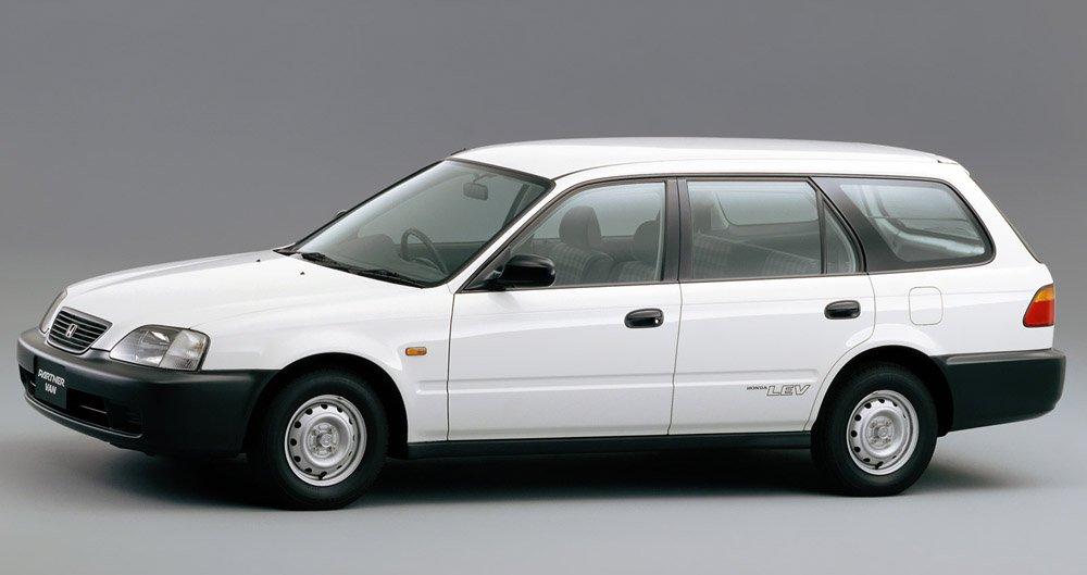 Honda Partner I 1996 - 2006 Station wagon 5 door #4