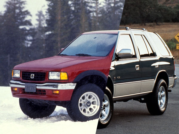Honda Passport I 1993 - 1997 SUV 5 door #3