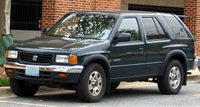 Honda Passport I 1993 - 1997 SUV 5 door #7