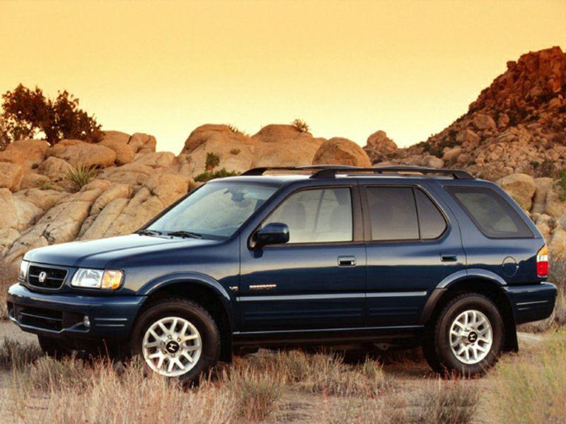 Honda Passport II 1997 - 2002 SUV 5 door #2