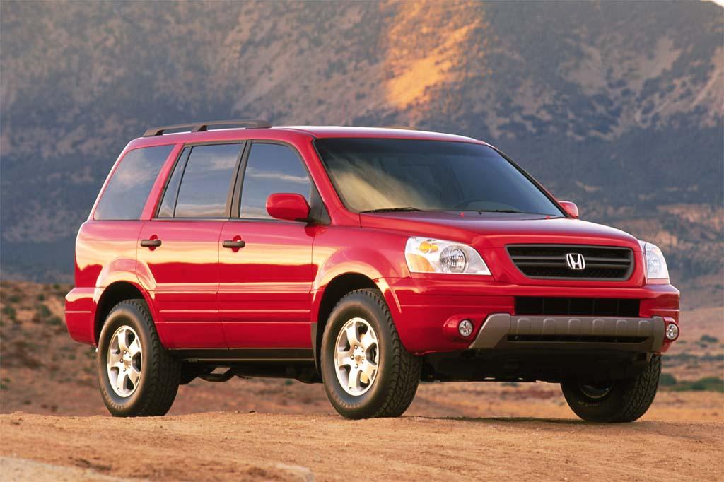 Honda Pilot I 2002 - 2005 SUV 5 door #6