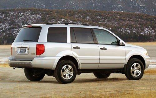 Honda Pilot I 2002 - 2005 SUV 5 door #8