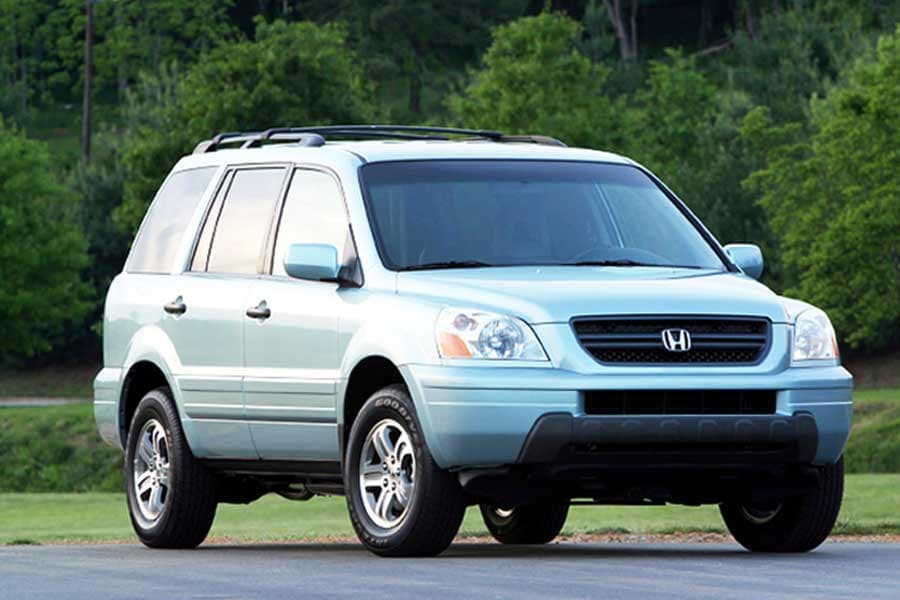 Honda Pilot I 2002 - 2005 SUV 5 door #7