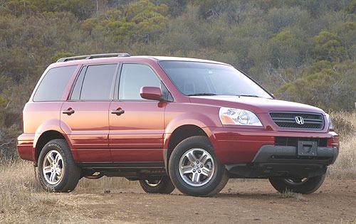 Honda Pilot I 2002 - 2005 SUV 5 door #4