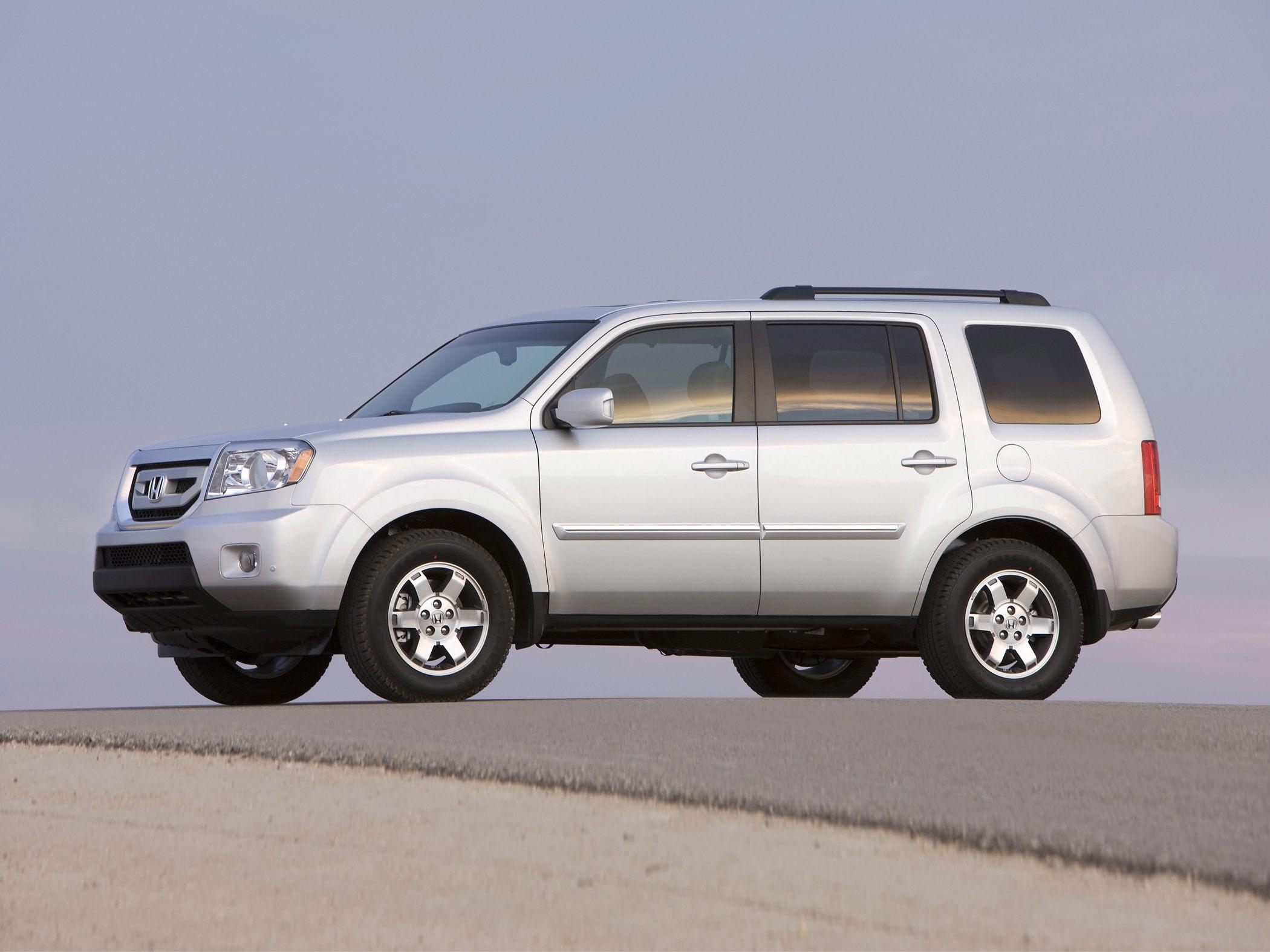 Honda Pilot II 2008 - 2011 SUV 5 door #5