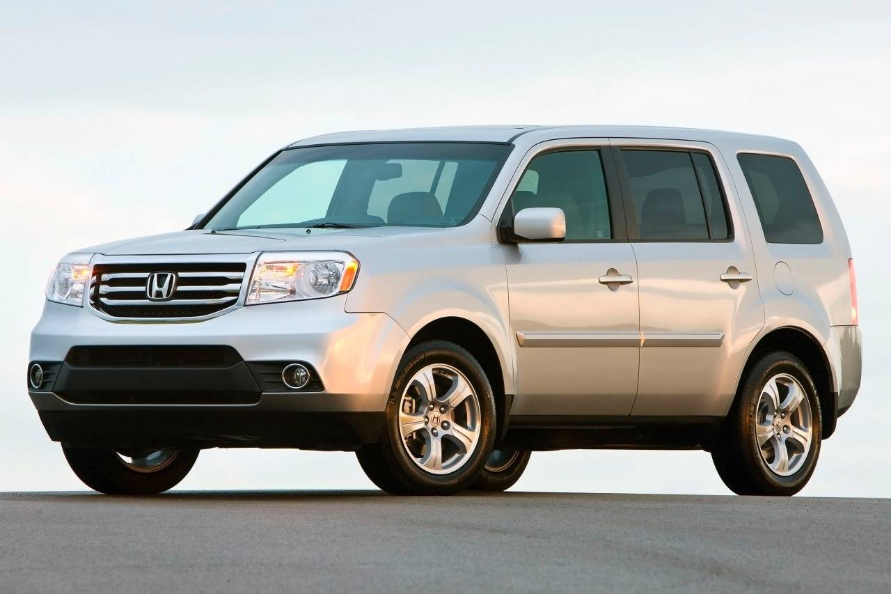 Honda Pilot III 2015 - now SUV 5 door #7