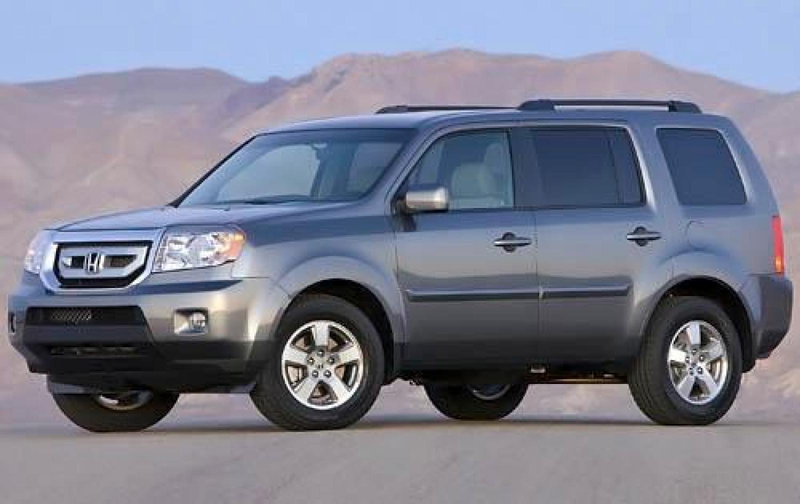 Honda Pilot II 2008 - 2011 SUV 5 door #2