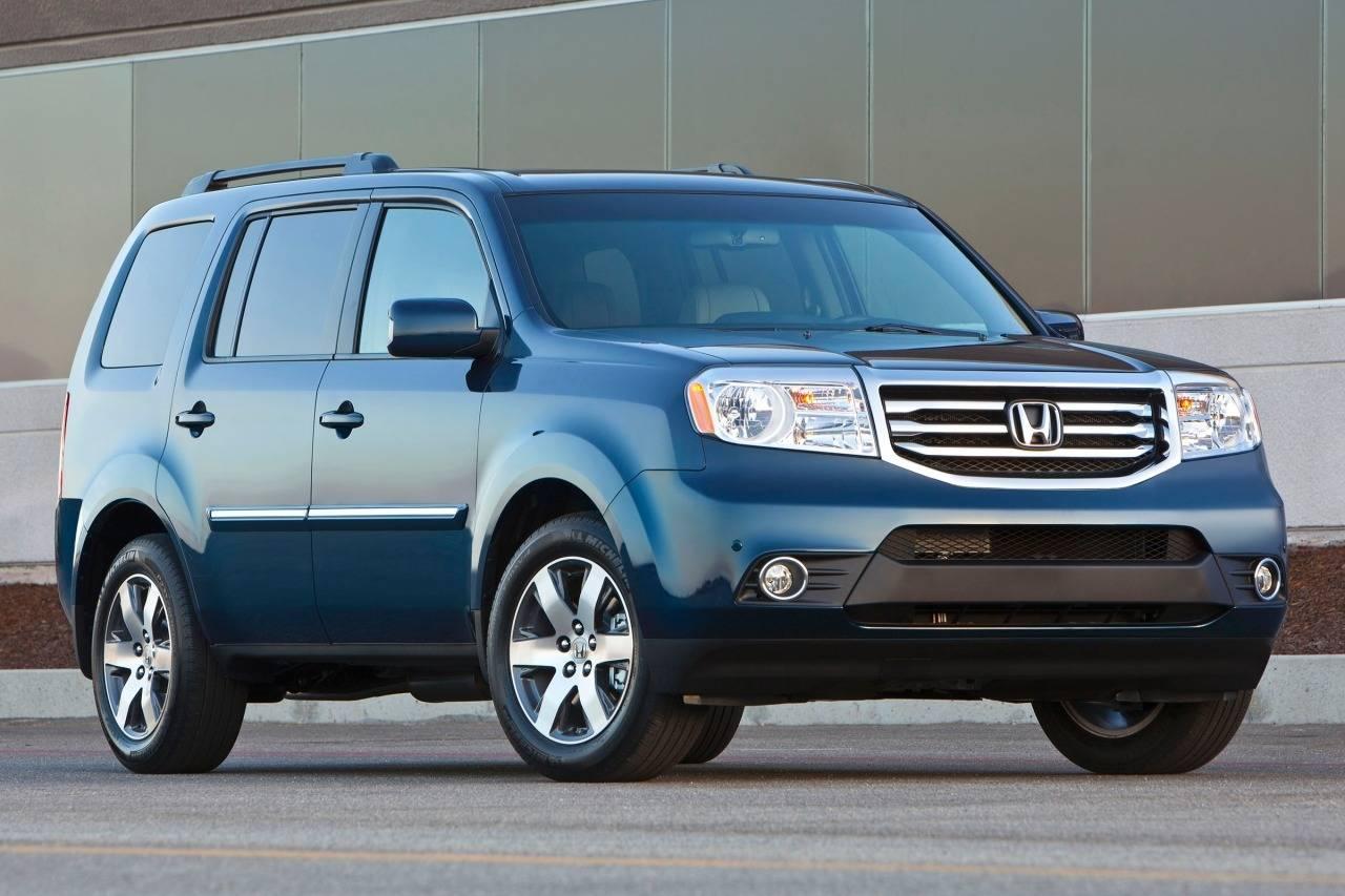 Honda Pilot II 2008 - 2011 SUV 5 door #8