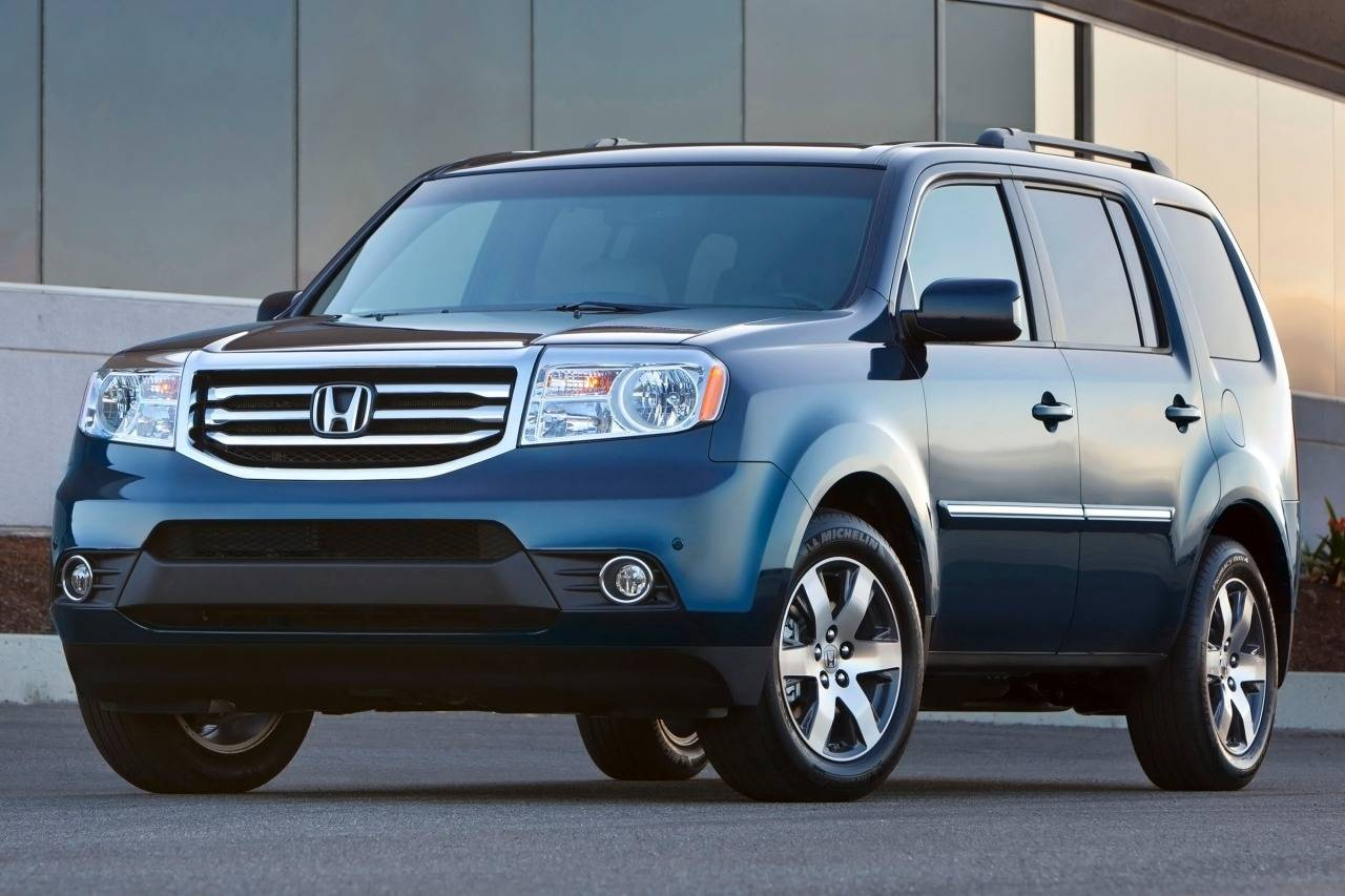 Honda Pilot III 2015 - now SUV 5 door #8